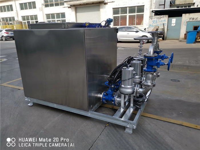 四川直销外置污水提升器值得信赖 诚信服务 上海虔丞环保设备供应