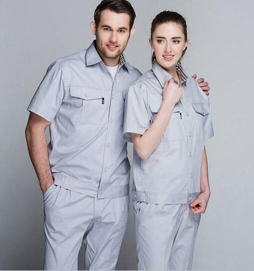 酒泉夏装工作服高级定制 欢迎来电「西安希颜服饰供应」
