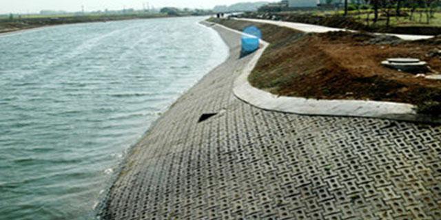 江苏生态联锁护坡砖价格 江苏水宇环境治理供应
