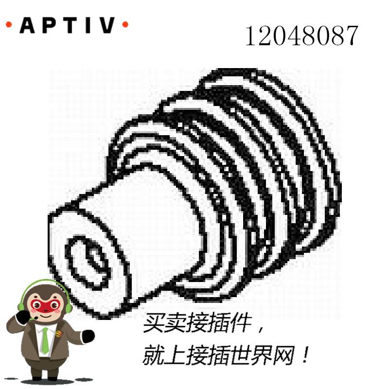 安波福APTIV新能源连接器12048087防水附件,12048087