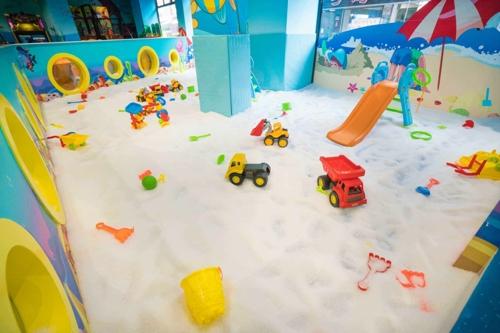 室内儿童乐园多少钱 服务至上 上海徐甸玩具供应