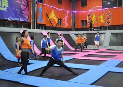 北京亲子运动乐园 创新服务 上海徐甸玩具供应