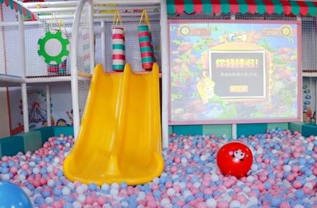 昆明室内儿童游乐图片 诚信服务「上海徐甸玩具供应」