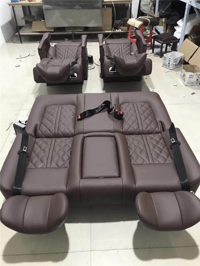 苏州园区丰田塞纳航空座椅厂家「苏州正邦房车内饰供应」