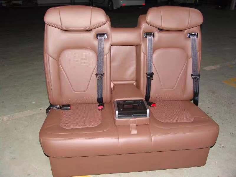 常熟奔驰唯雅诺航空座椅报价 苏州正邦房车内饰供应