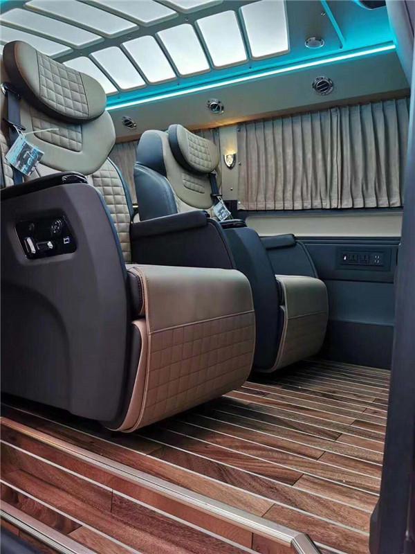大眾邁特威改裝定做「蘇州正邦房車內飾供應」圖片