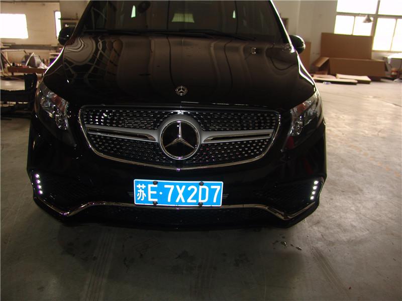 虎丘奔驰V250改装工厂 苏州正邦房车内饰供应