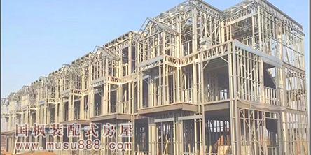 淮南木屋木塑外墙板,木屋