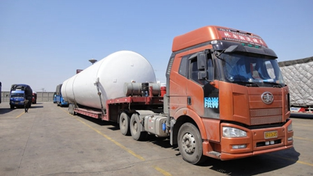 上海至金昌大件物流專線 誠信經營 上海佳合國際物流供應
