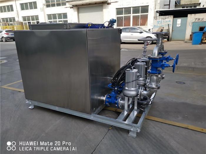 黑龙江优质不锈钢污水提升器产品介绍 铸造辉煌 上海虔丞环保设备供应