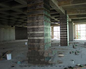 泉州泉港工业厂房改造加固 厦门康达信建筑加固技术供应