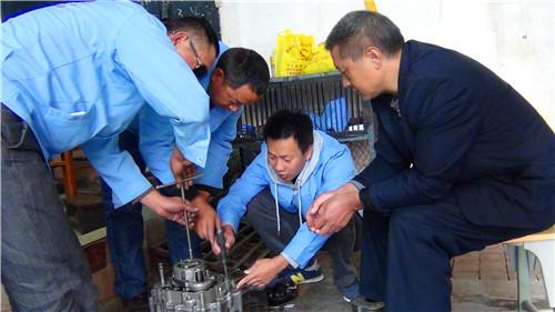 昆明**摩托車維修培訓需要多少錢,車維修