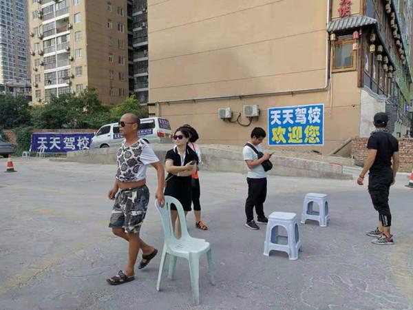 青山区交通大队正对面学驾照 方便省时 贴心服务 武汉市天天和颐驾驶员培训供应