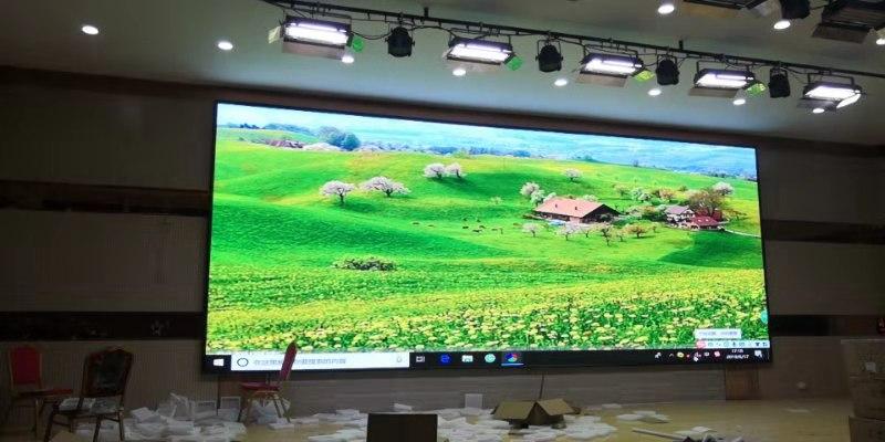 枣庄LED显示屏 欢迎来电 合肥龙发智能科技供应