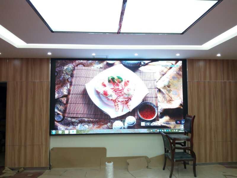安慶室內LED顯示屏要多少錢 歡迎來電 合肥龍發智能科技供應