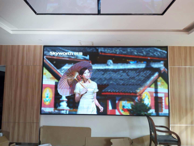 山東全彩LED顯示屏銷售價格 客戶至上 合肥龍發智能科技供應