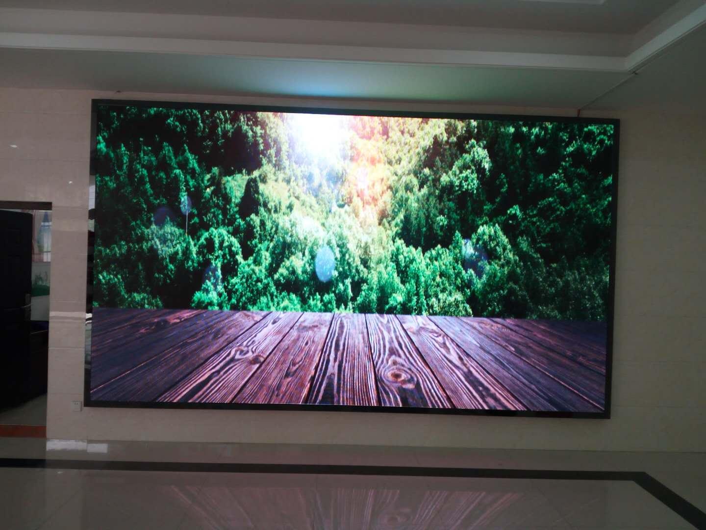 浙江展览展示LED显示屏要多少钱 诚信服务 合肥龙发智能科技供应