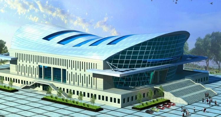 威海钢结构工程,钢结构