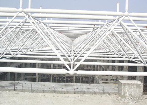 陕西建设网架,网架