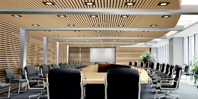 安徽檀木方通吊顶哪家好 值得信赖 蚌埠经济开发区三维扣板广告材料供应