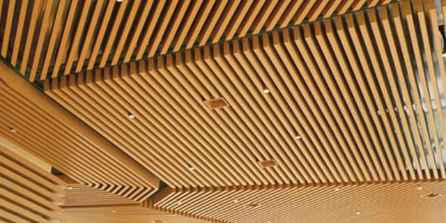 铜陵装饰铝方通吊顶公司 欢迎来电 蚌埠经济开发区三维扣板广告材料供应