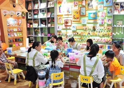 武汉手工diy排名 诚信互利「上海徐甸玩具供应」图片