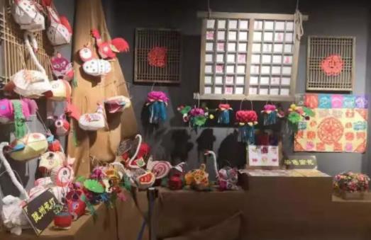 上海室內兒童非遺文化館圖片 推薦咨詢 上海徐甸玩具供應