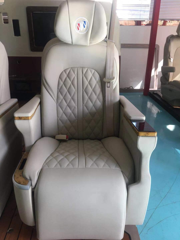 苏州园区别克GL8航空座椅改装中心「苏州正邦房车内饰供应」