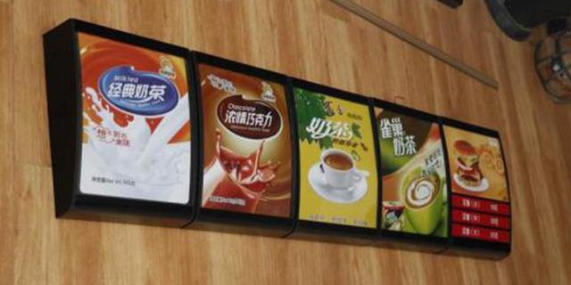 淮南灯箱厂 欢迎来电 蚌埠经济开发区三维扣板广告材料供应