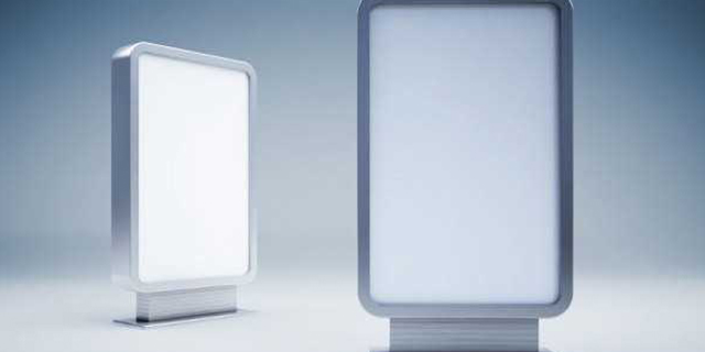 马鞍山灯箱哪家好 诚信服务 蚌埠经济开发区三维扣板广告材料供应