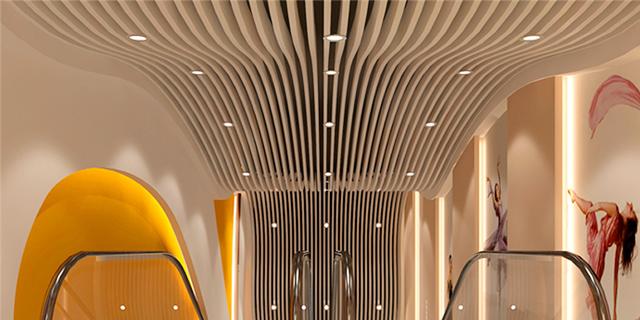 六安红木纹方通吊顶推荐 值得信赖 蚌埠经济开发区三维扣板广告材料供应