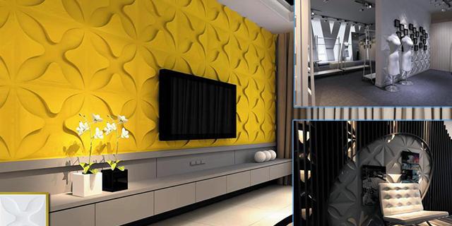 黄山彩钢扣板门头制造厂家 诚信为本 蚌埠经济开发区三维扣板广告材料供应
