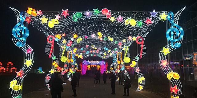 泰安卡通花灯大全「淄博灯邦文化传播供应」
