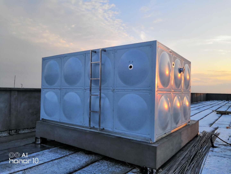 焊接式304不銹鋼水箱價格 創造輝煌「無錫全合昌環保科技供應」