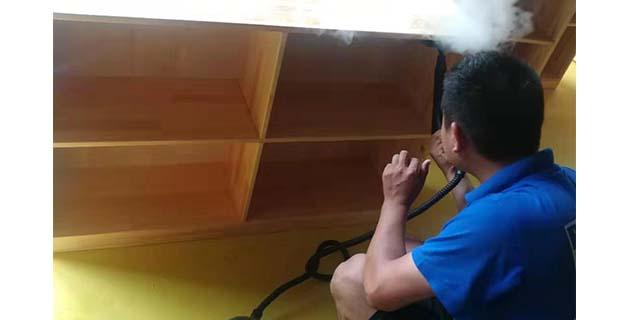 南阳室内检测甲醛公司怎么收费 值得信赖 南阳居安环保科技供应