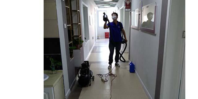 河南專業檢測甲醛哪里有 值得信賴 南陽居安環保科技供應