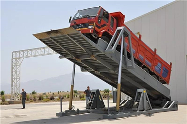 广东二十尺集装箱卸料平台价格合理 上海璞拓工业技术供应