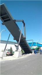 山西进口集装箱卸料平台 上海璞拓工业技术供应