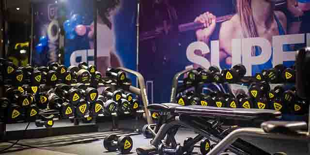 蔡甸区专业健身优选企业 诚信互利「湖北空中健身供应」