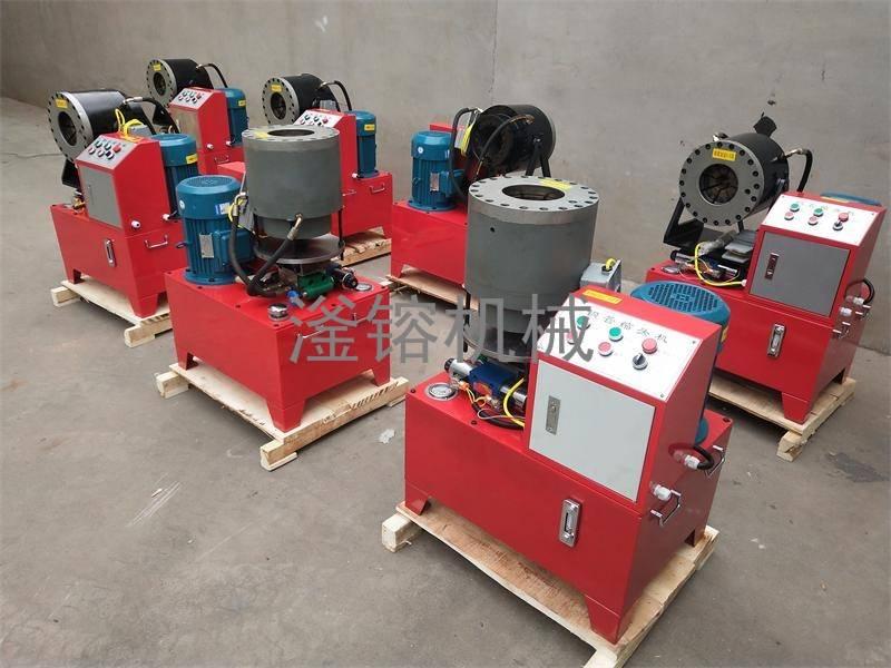 厂家直销钢管压管机,钢管压管机
