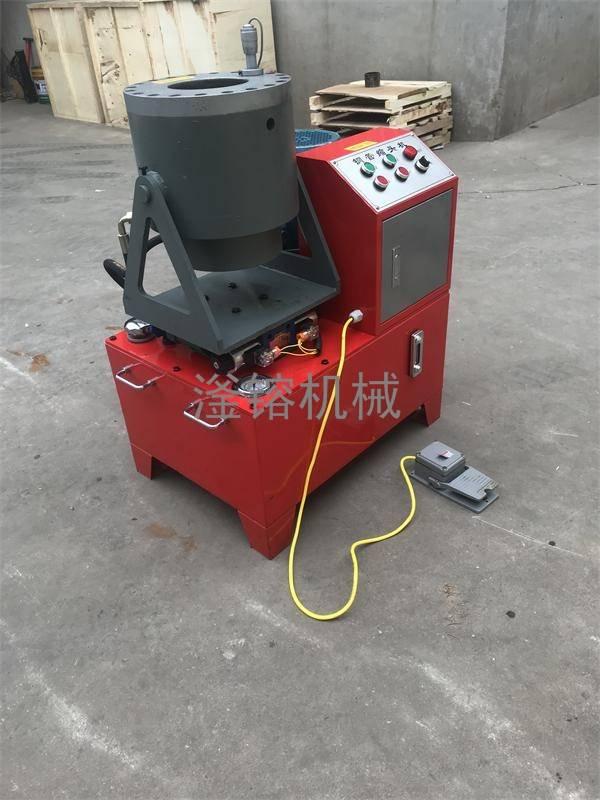 钢管压方管机 任县滏镕机床供应