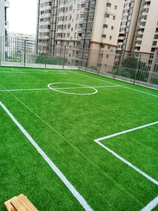 幼儿园人造草设计 厦门中港豪华装饰工程供应