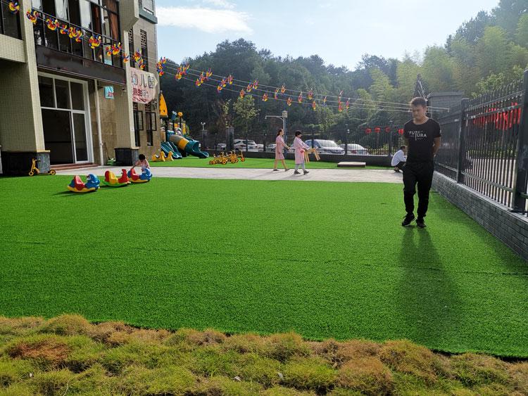 泉州高爾夫球場人造草價格 廈門中港豪華裝飾工程供應