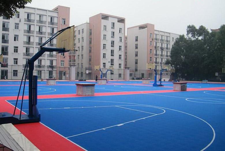 福建丙烯酸球场品牌 福建健业体育设施工程供应
