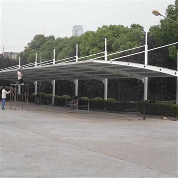 萍乡汽车雨棚,雨棚