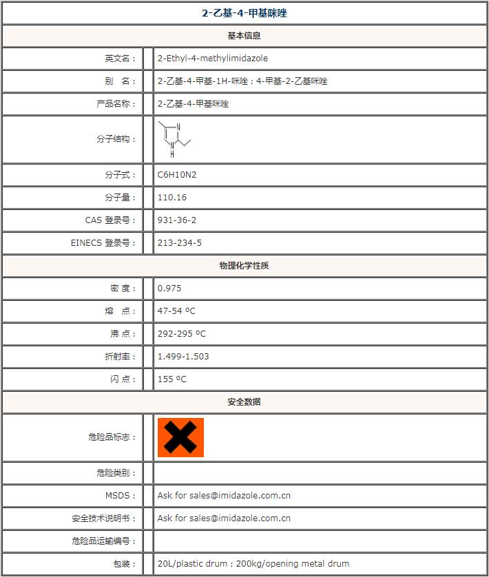 广州2-乙基-4-甲基咪唑作用「南通苏琰化工新材料供应」