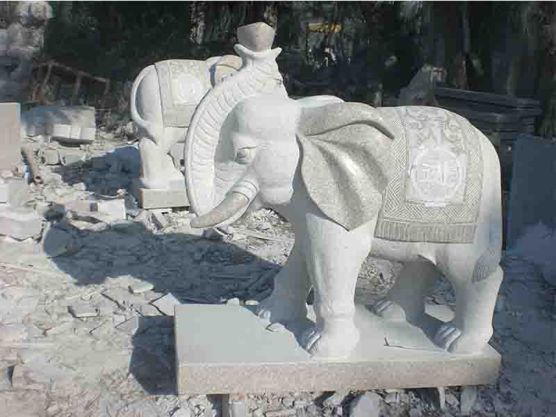 惠安动物雕刻,动物雕刻