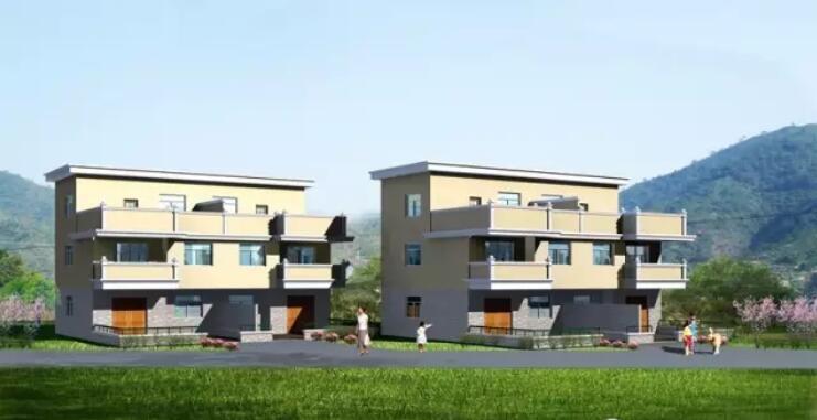 济南新农村轻钢木屋30天完工 来电咨询「蚌埠国枫装饰新材料科技供应」
