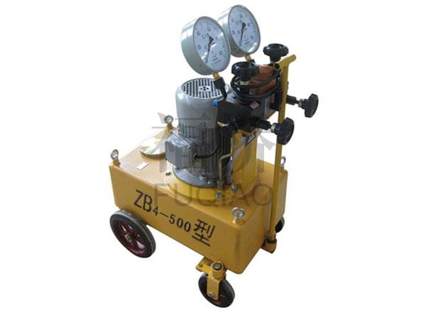 哈密电动油泵配件销售 来电咨询 福桥预应力供应
