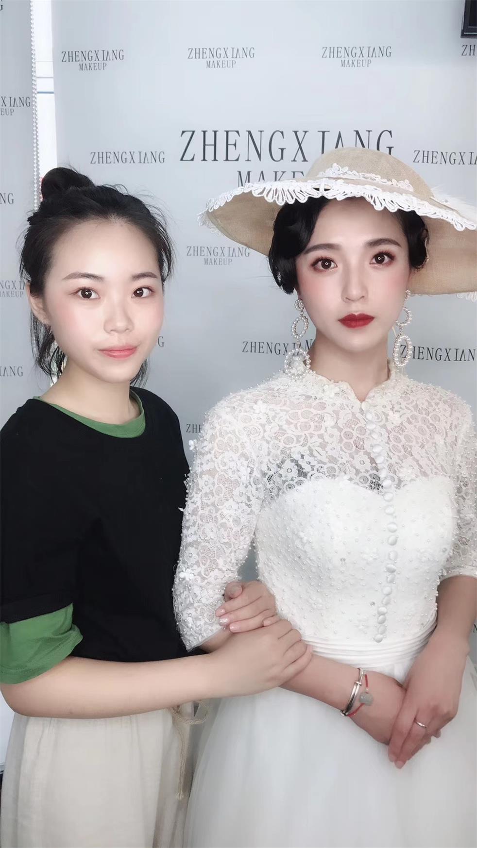城西区专业化妆培训学校怎么样 真诚推荐 青海郑响文化传播供应